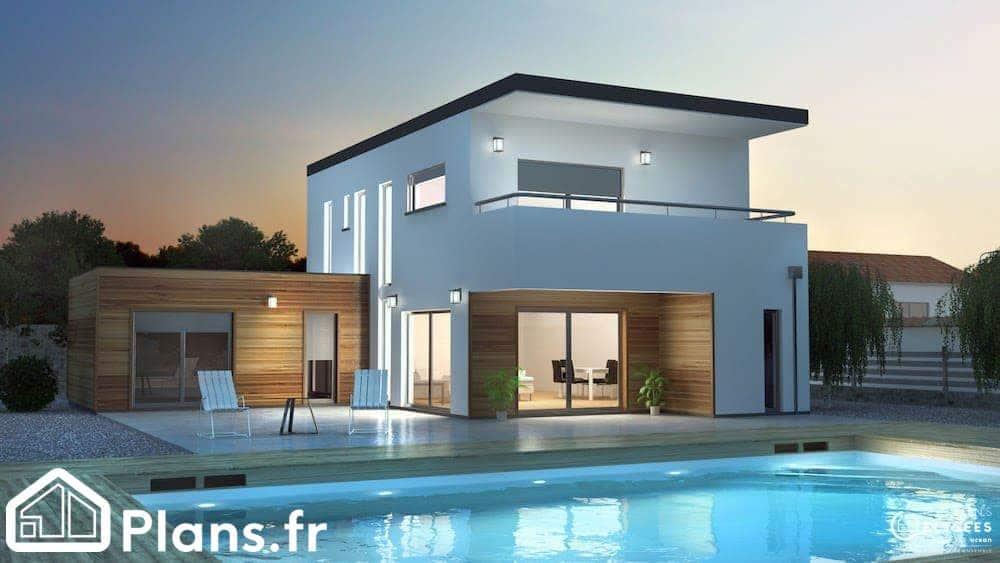 Plans.fr : plan et modèle de maisons gratuit