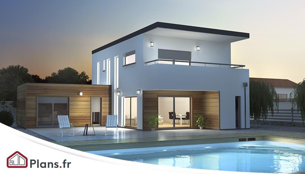 Plan et mod le de maisons gratuit - Plans de maisons modernes ...