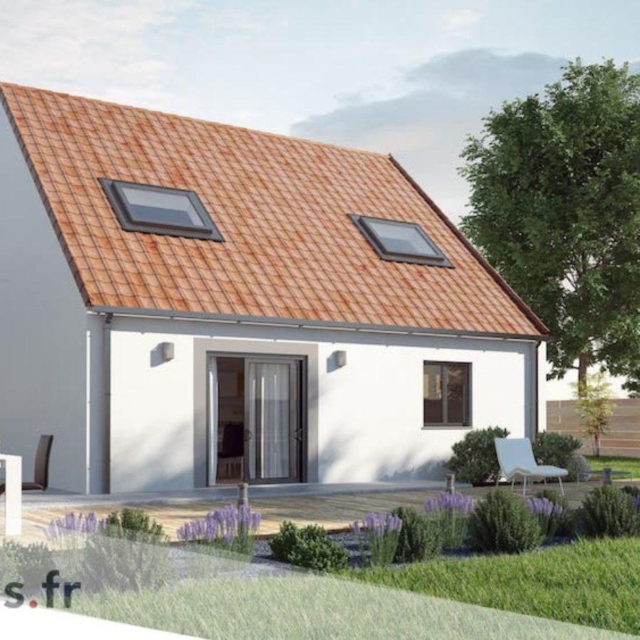Plan Maison De 60 M2