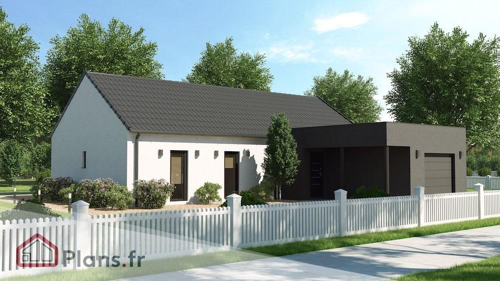 Maison d 39 architecte quelle diff rence avec une maison de constructeur - Faire construire une maison d architecte ...