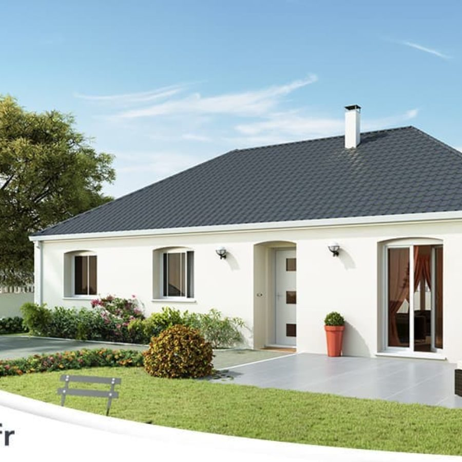 Plan Maison De 70 M2