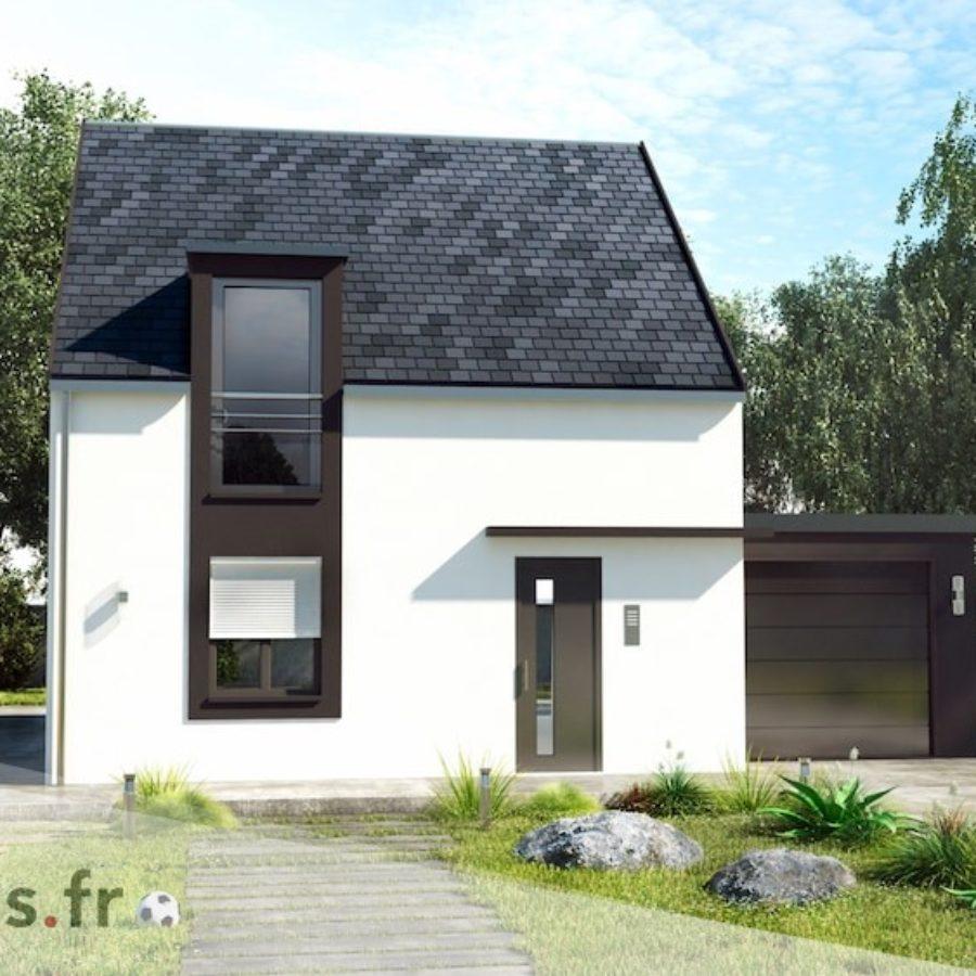 Plan Maison De 90 M2