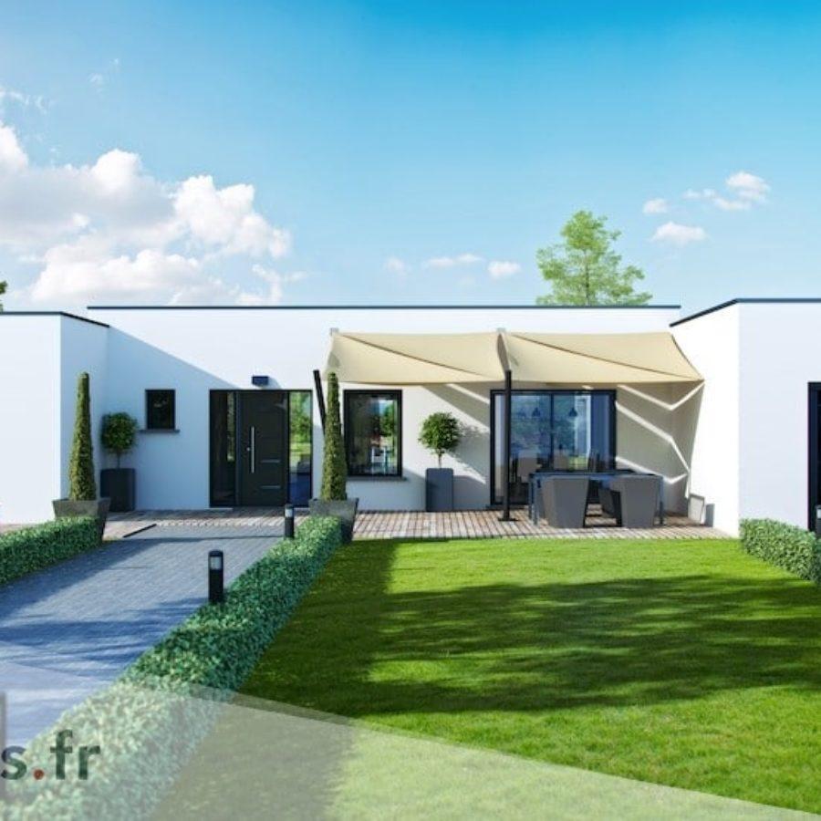 Plan Maison De 140 M2