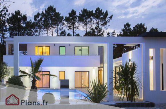 Maison D Architecte Plans Et Modeles