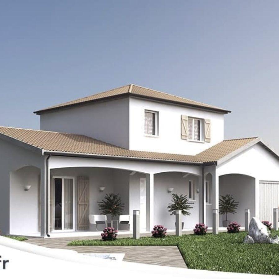 Plan Maison De 100 M2