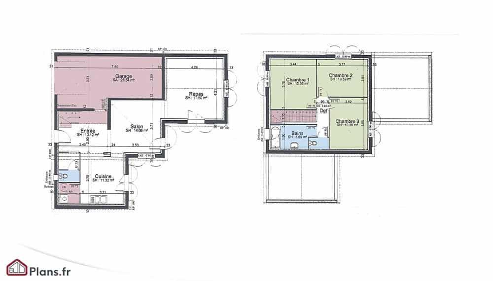 Castellane Maison Traditionnelle à étage