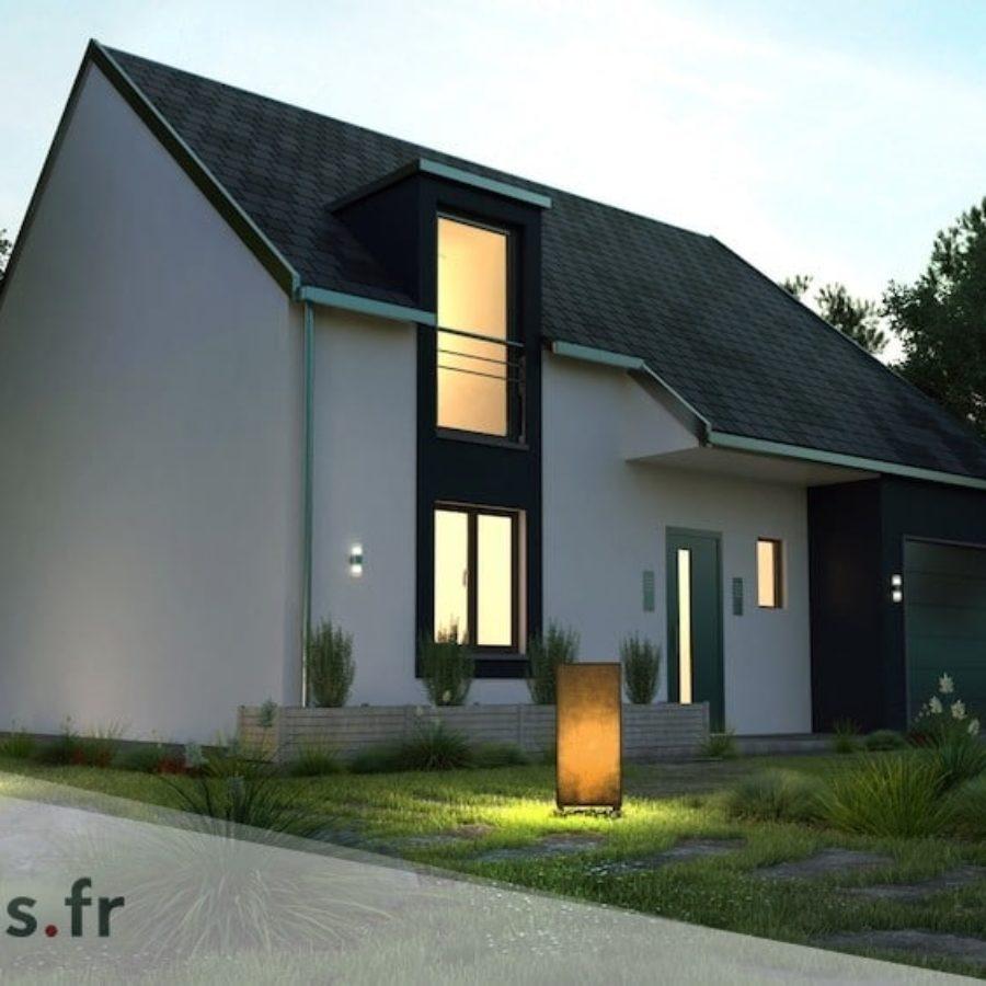 Constructeur Maison En Bois Loir Et Cher prix construction maison : le vrai coût