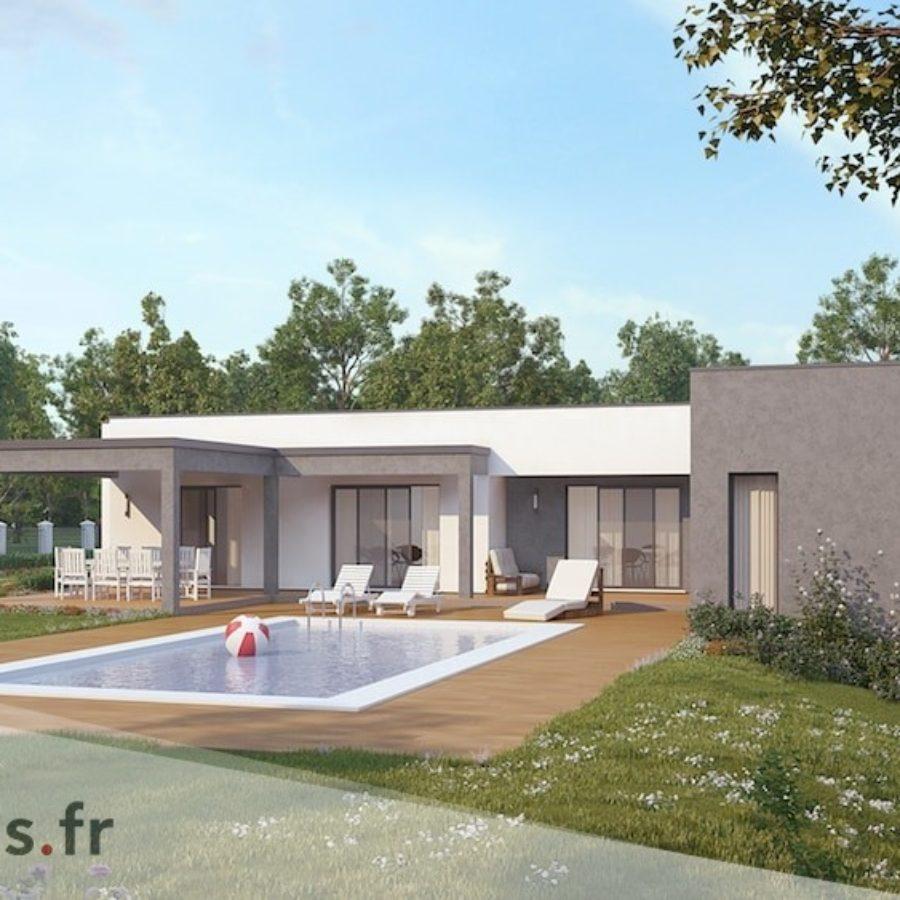 Plan Maison De 170 M2
