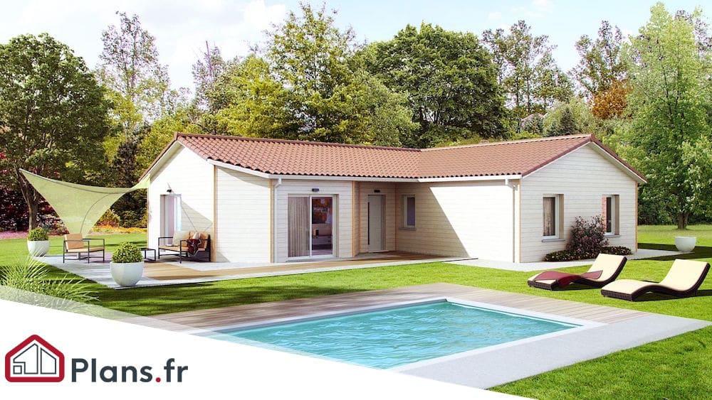 Maison Bois Plans Et Modeles