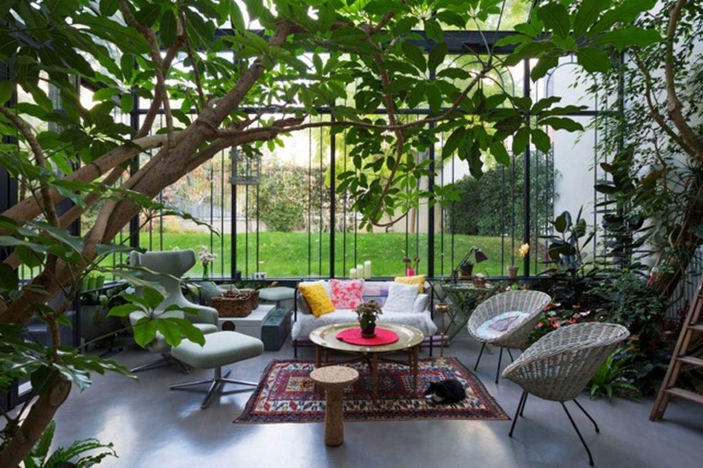 Comment Amenager Un Salon Dans Une Veranda