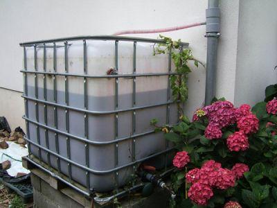 comment choisir sa cuve de récupération d'eau de pluie