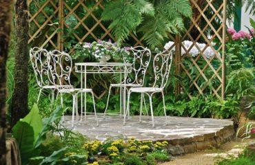 Comment entretenir son mobilier de jardin