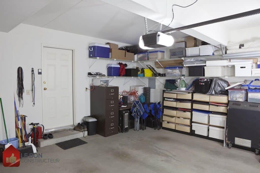 amenager son garage pour gagner de la place