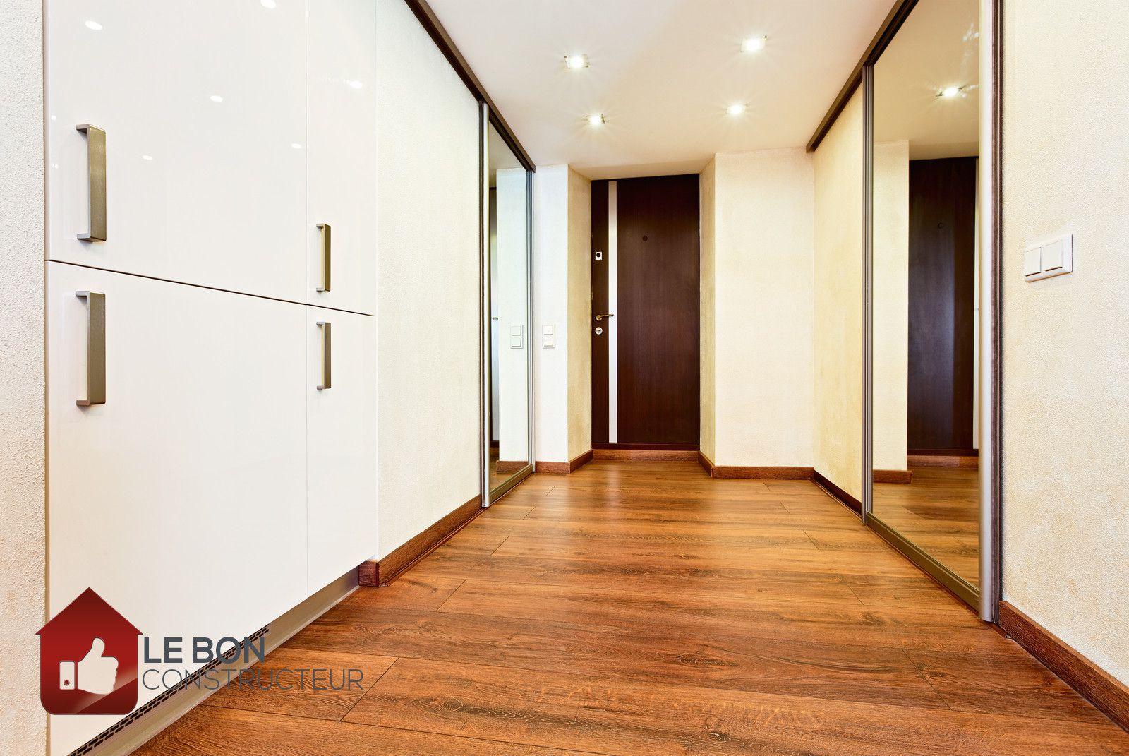 portes coulissantes dans maison