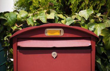 bien recevoir son courrier boite aux lettres