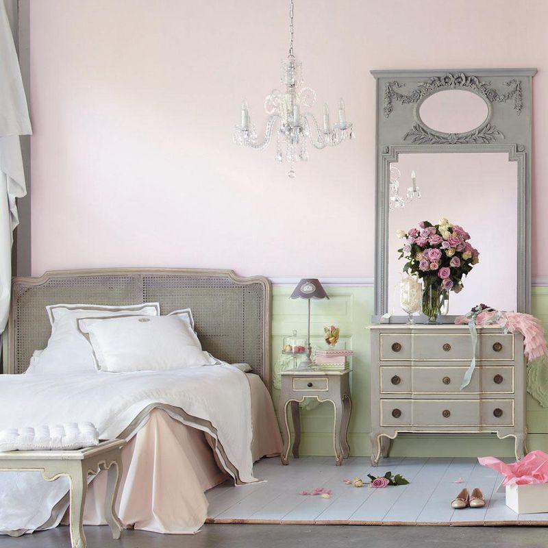 Un exemple de boudoir