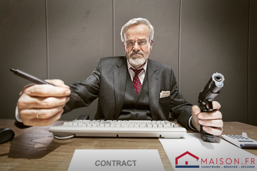 Les contrats de construction existant pour faire construire sa maison