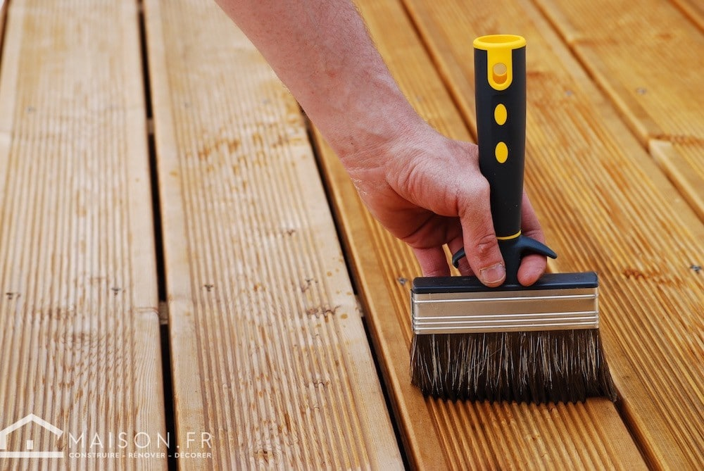 entretien bois terrasse