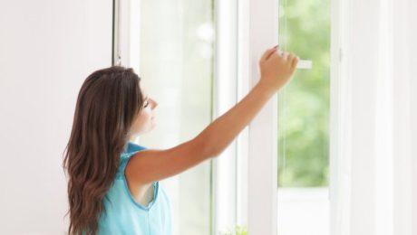 garder un air sain et frais dans la maison