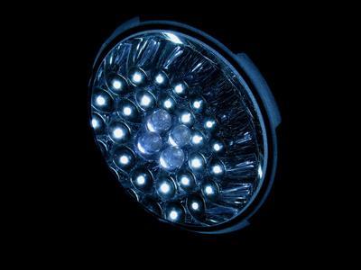 Une ampoule LED