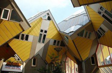 maison insolite Rotterdam
