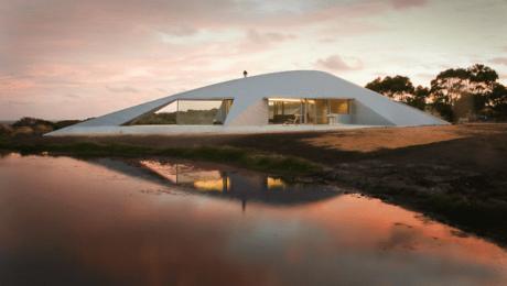 maison insolite australie