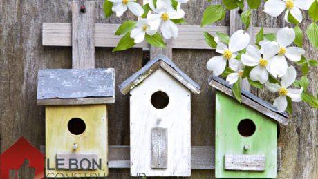 fabriquer mangeoire pour oiseaux