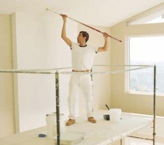 Comment peindre son plafond ?