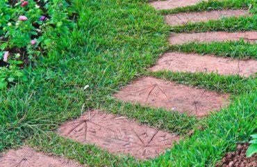 aménager une allée de jardin