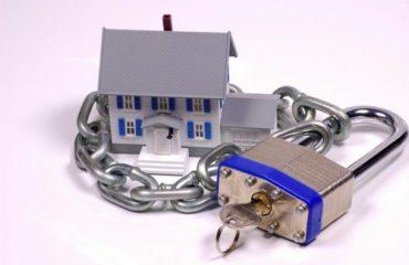 Une maison bien protégée