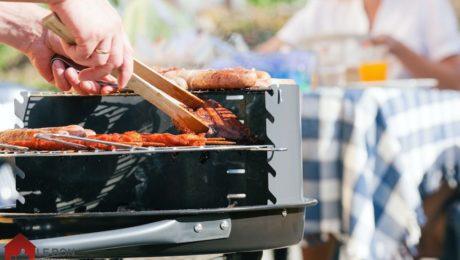 loi pour utiliser barbecue et interdit