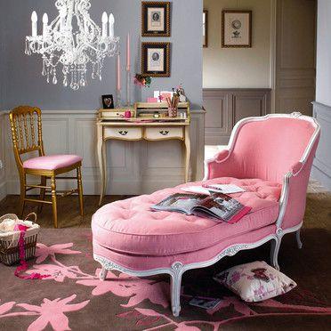 Un sofa de boudoir