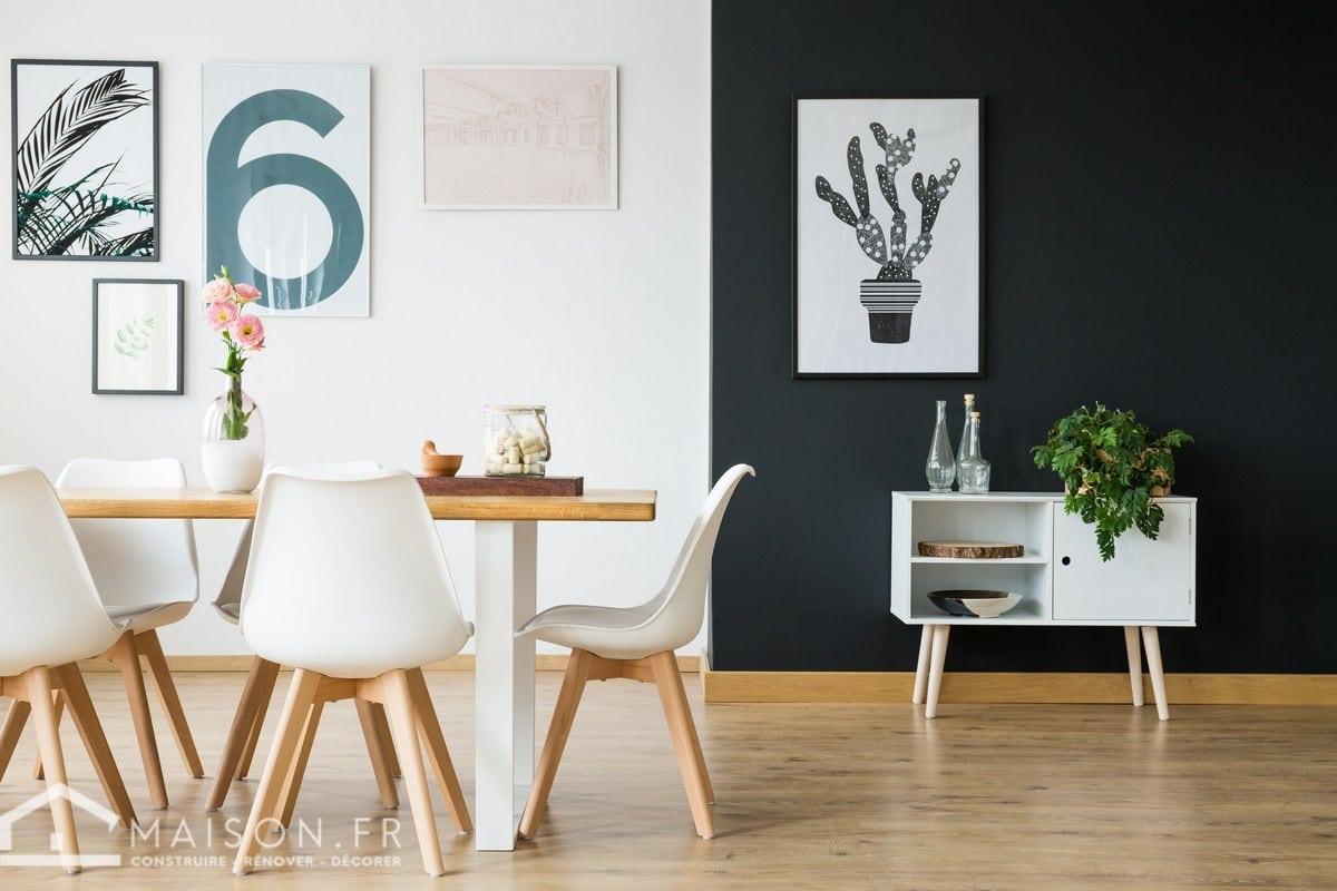table en bois massif 1