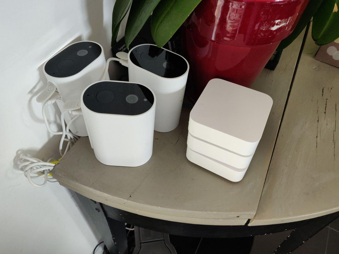 test camera exterieure sans il xiaomi