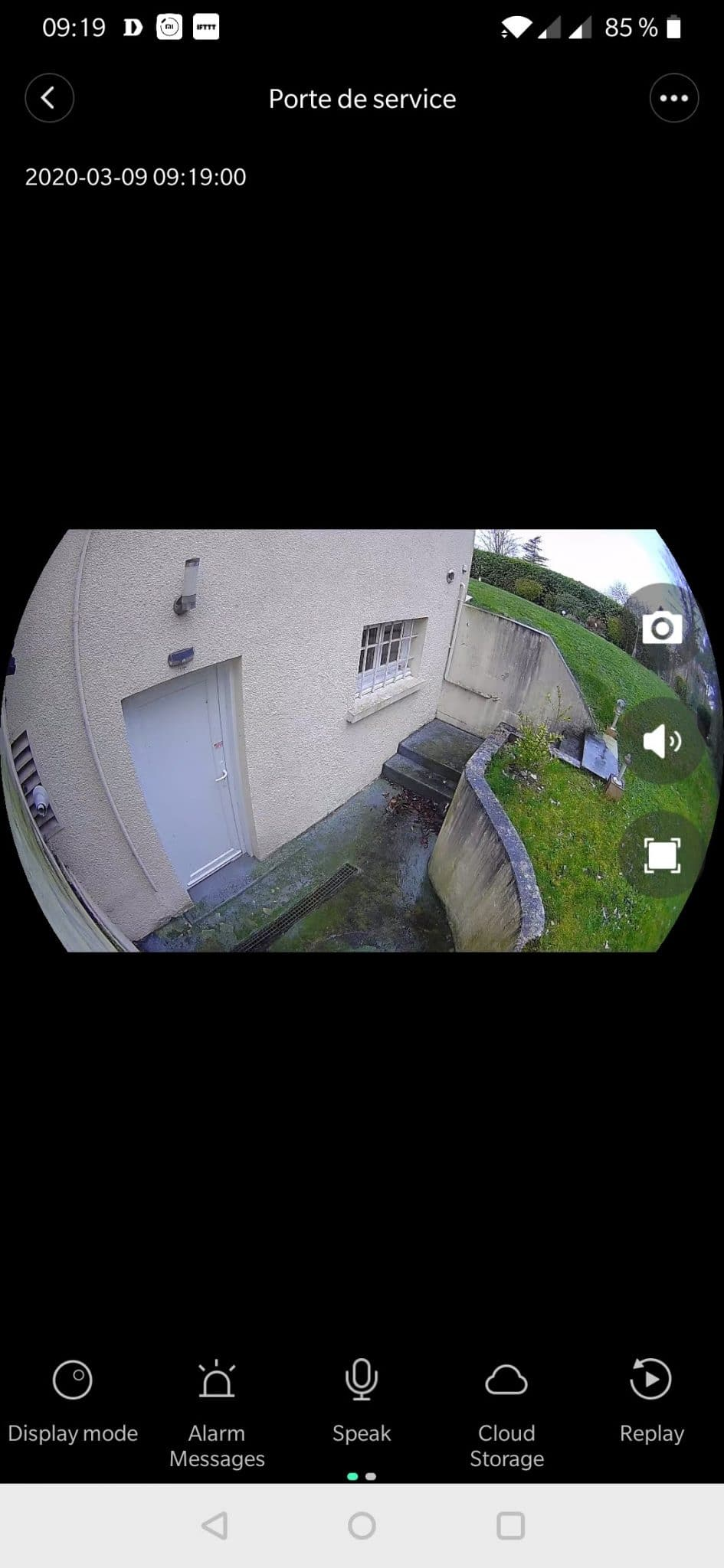 test camera exterieure xiaomi 1