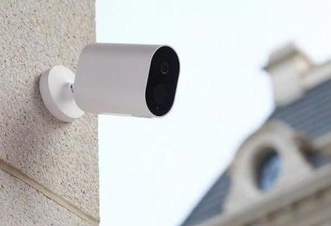 test camera xiaomi sans fil mijia