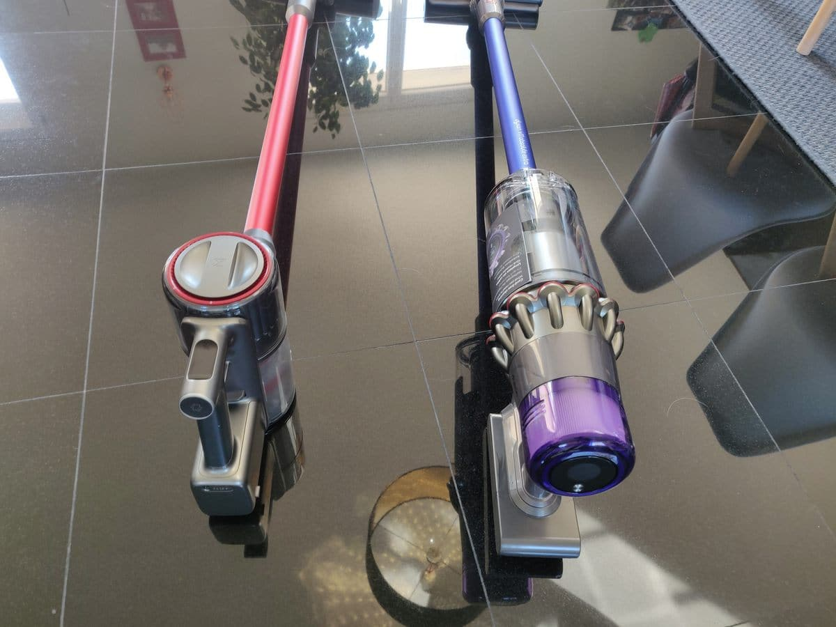 test dyson v11 absolute 5