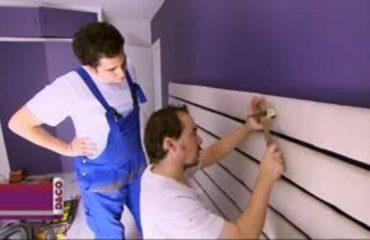Construire une tête de lit soi même
