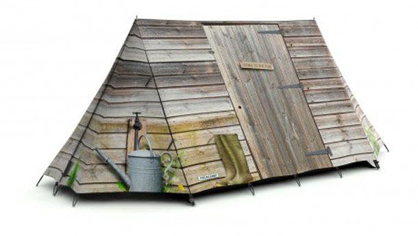 toile de tente originale